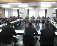 H25 第1回勉強会(小樽) 小樽建設管理部との意見交換会