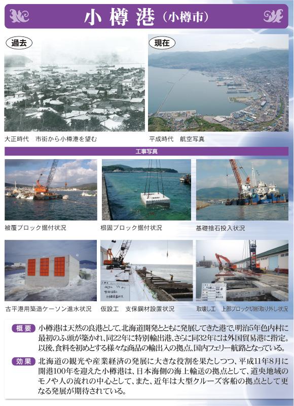 小樽港(小樽市)