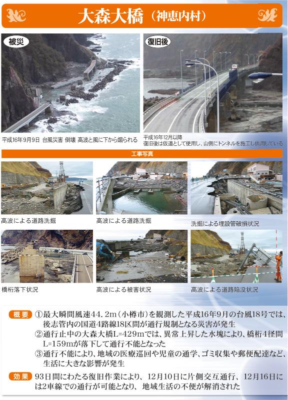 大森大橋(神恵内村)